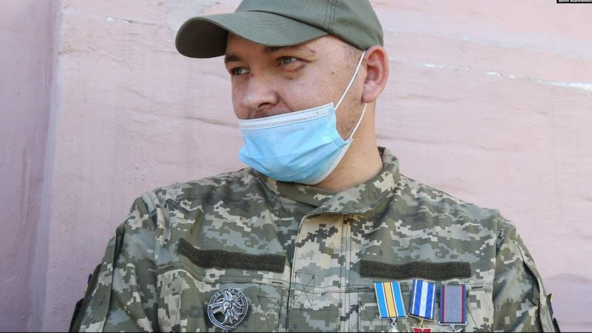 Свои сдали, - ексбранець боевиков Деев рассказал, как попал в плен
