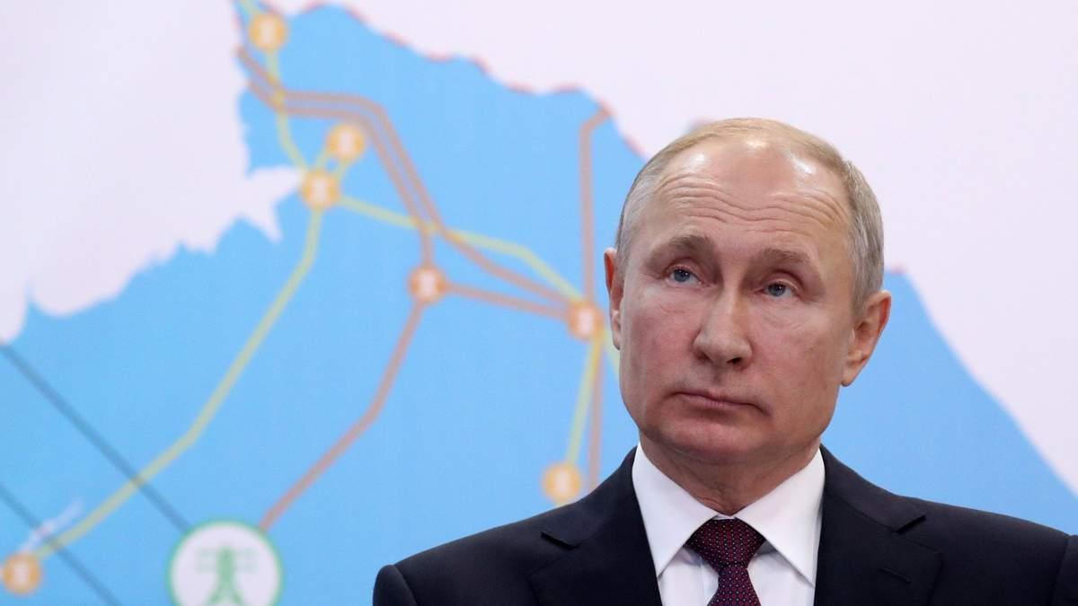Підлеглі виставили Путіна диваком через законопроєкт Зеленського