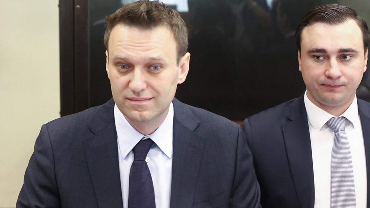 У Росії в розшук оголосили директора Фонду Навального