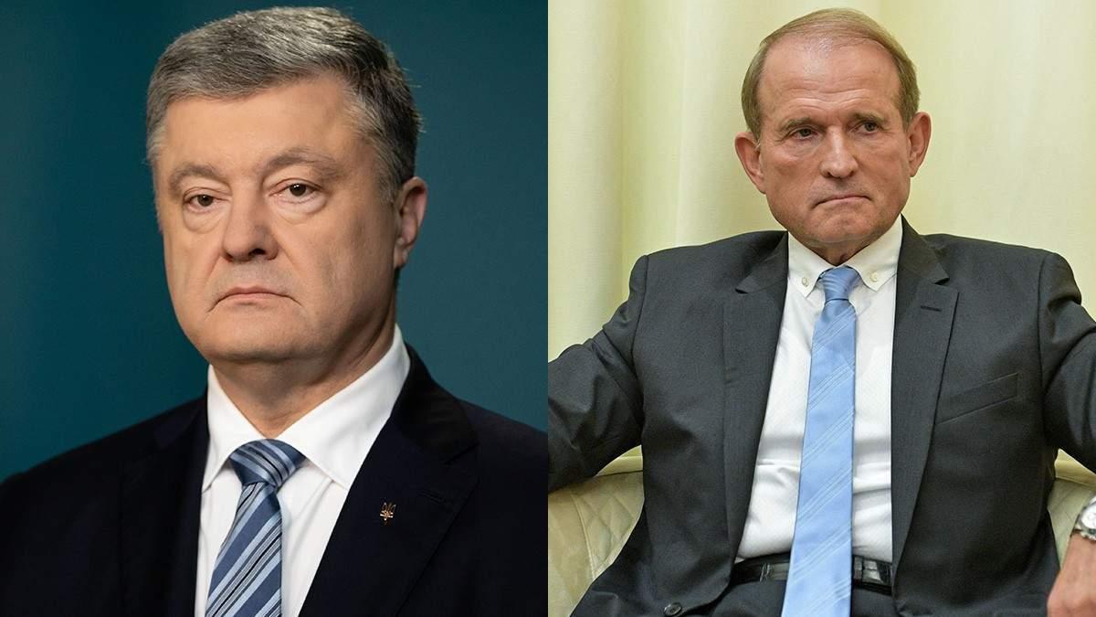 Порошенко та Медведчук заради піару гальмували процес з обміном полонених, – Арестович