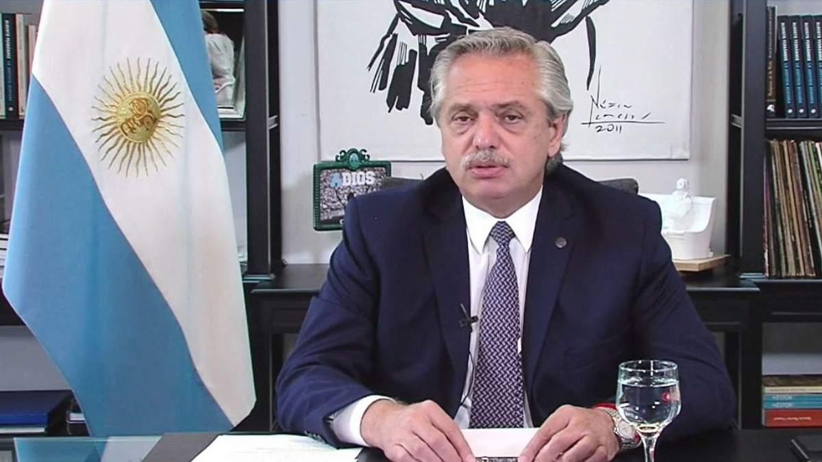 Бразильцы вышли из джунглей: президент Аргентины
