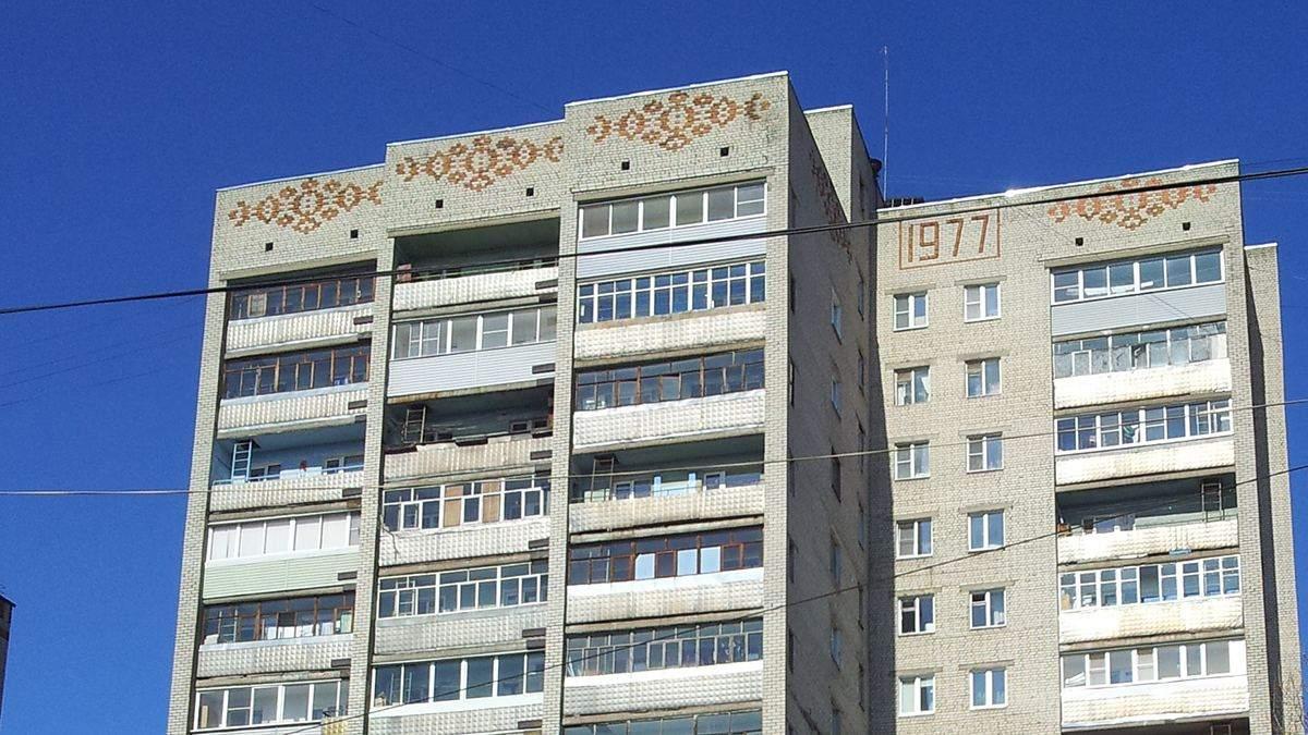 В Днепре пенсионерка упала с 9 этажа: какая причина