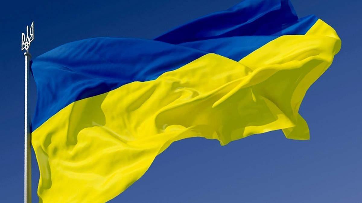 В Одесской области пьяный украл флаг: хотел постирать в фонтане