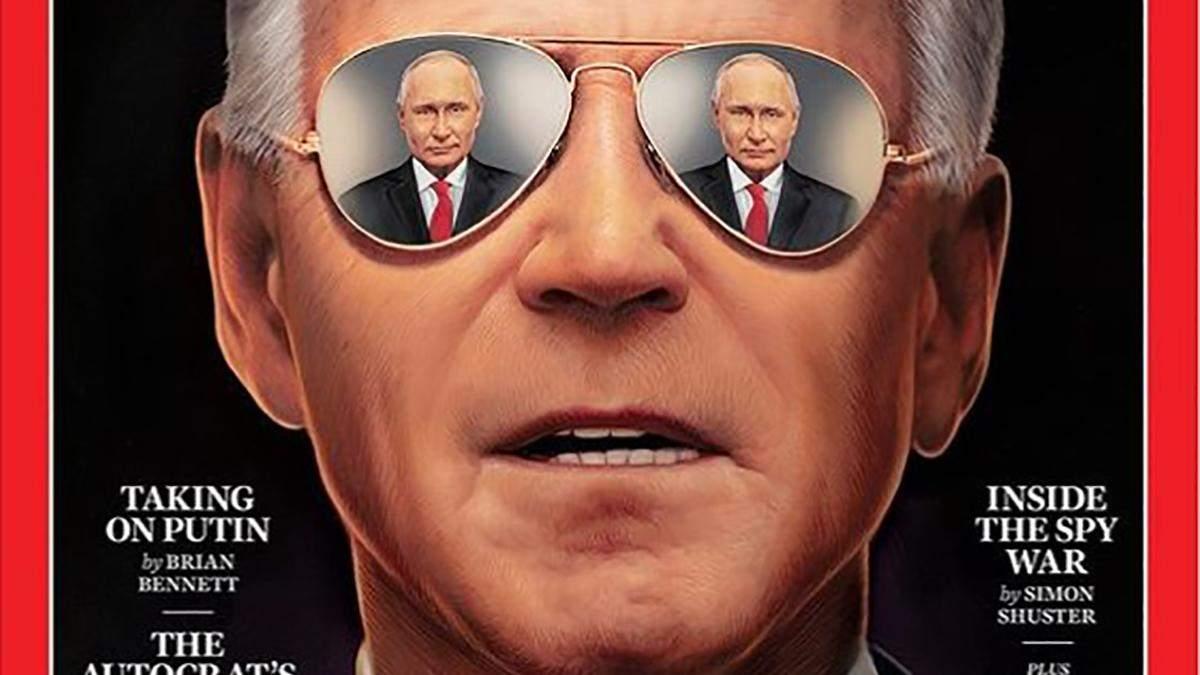 Президенты США и России украсили обложку TIME: фото