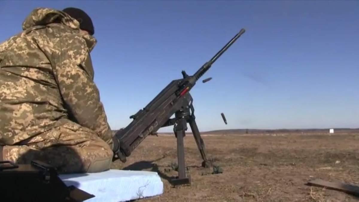 Минобороны проводит испытания нового украинского вооружения: видео