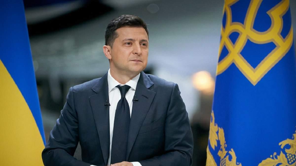 Зеленський: На кордоні досі високий рівень загрози через Росію