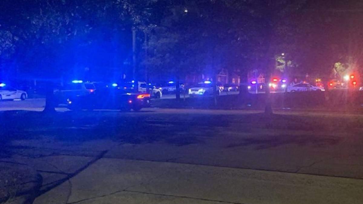 У Джорджії сталася стрілянина: 8 поранених, серед яких діти