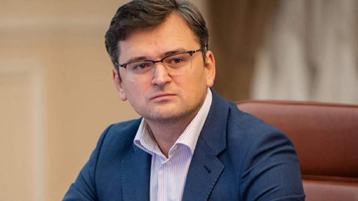 Мы не воспримем договоренностей за спиной Украины, - Кулеба