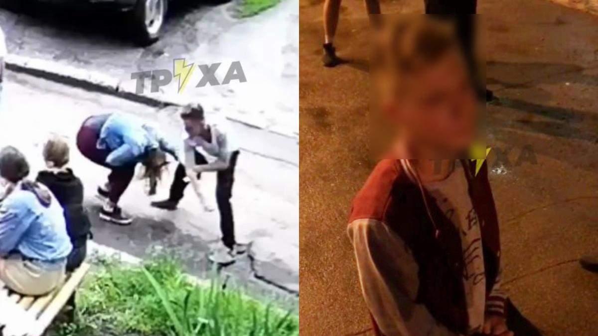 Чому друзі не захистили дівчинку, яку жорстоко побив юнак у Харкові