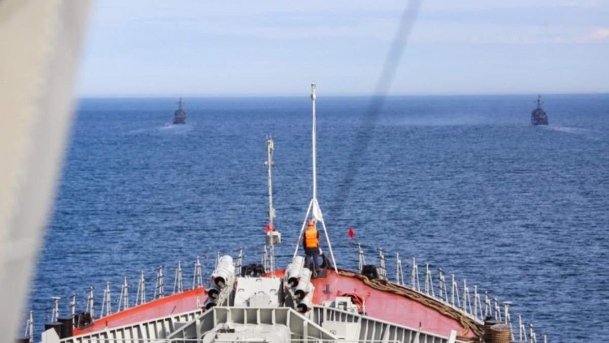 Росія проводить масштабні навчання в Тихому океані