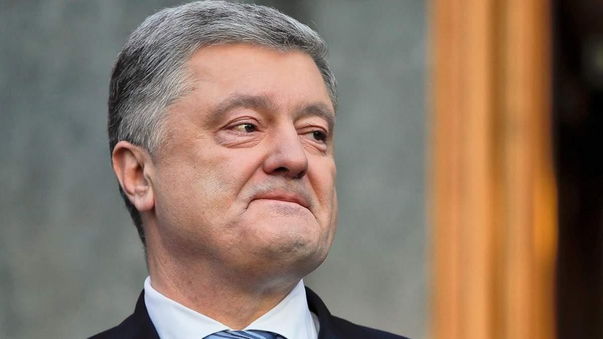 Как Порошенко комментировал публикации пленок Медведчука