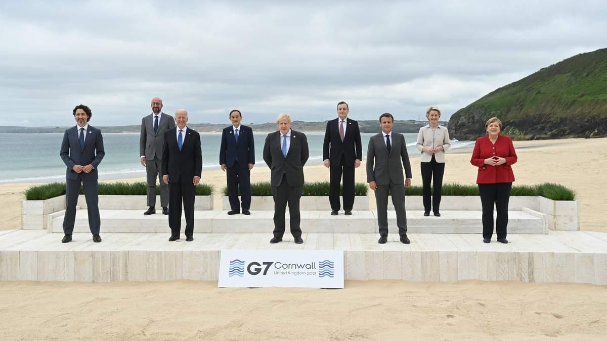 Другий день саміту G7: говорили про Китай та боротьбу з COVID-19