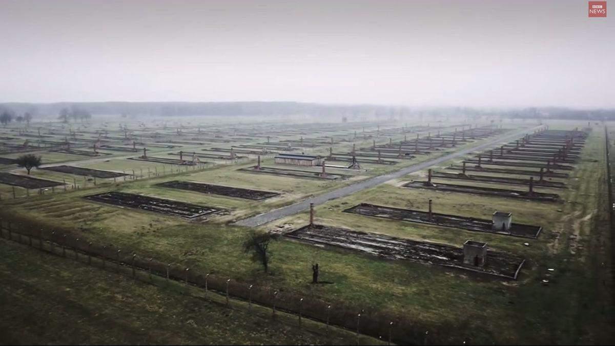 Поляк знайшов людські останки біля колишнього концтабору Аушвіц