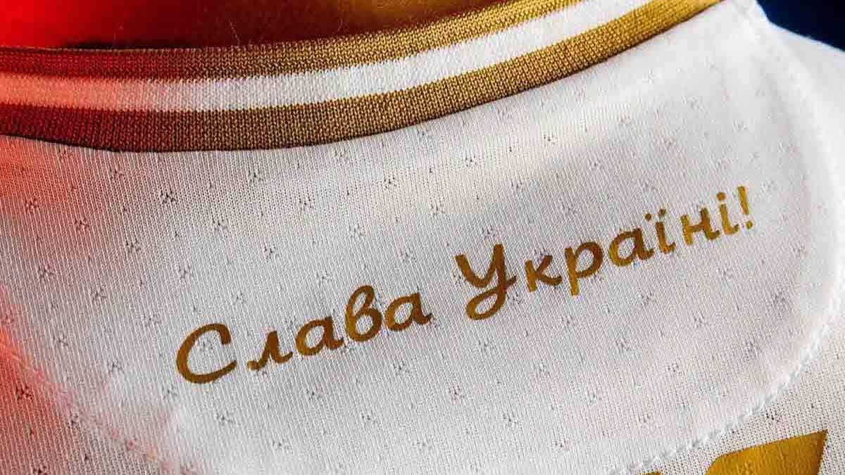 Заметили только после реакции россиян, - Овдиенко о скандале с формой сборной Украины