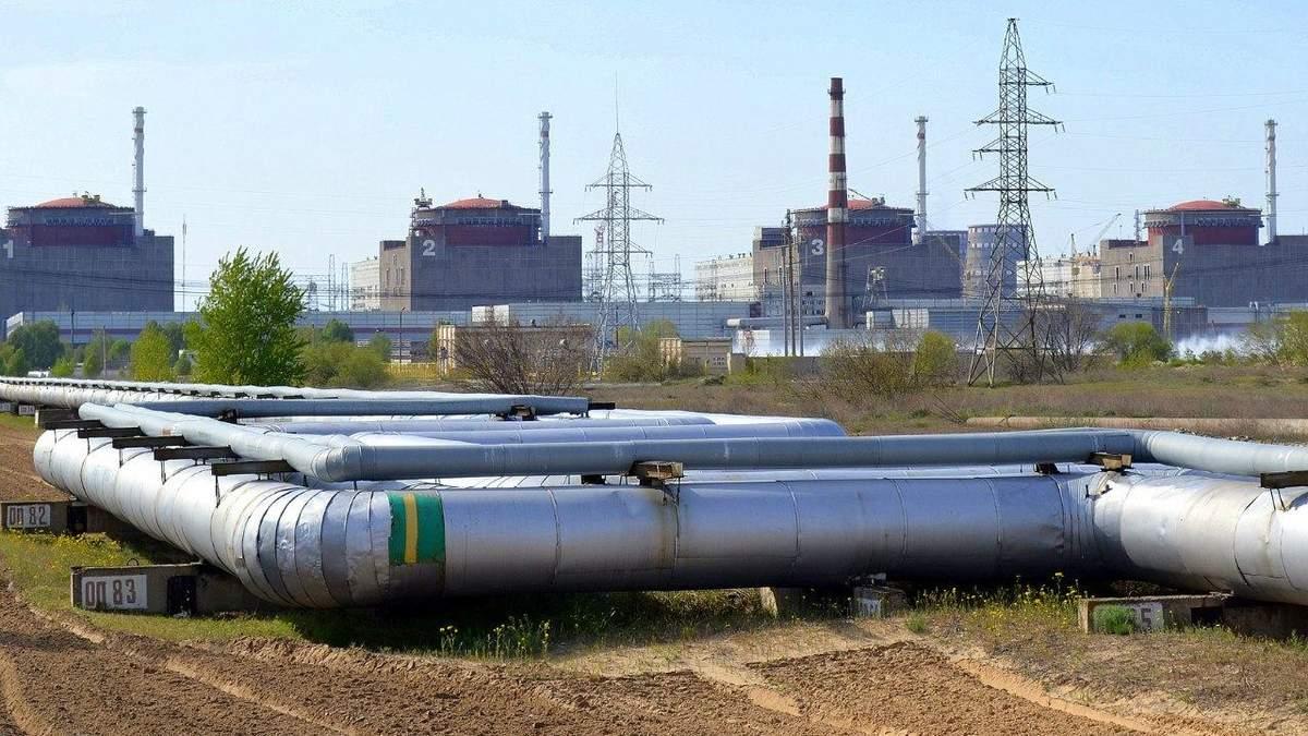 Найбільша в Європі Запорізька АЕС відключила енергоблок