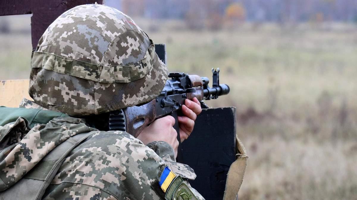 Российские боевики виманюють украинских бойцов, чтобы сделать мишенями
