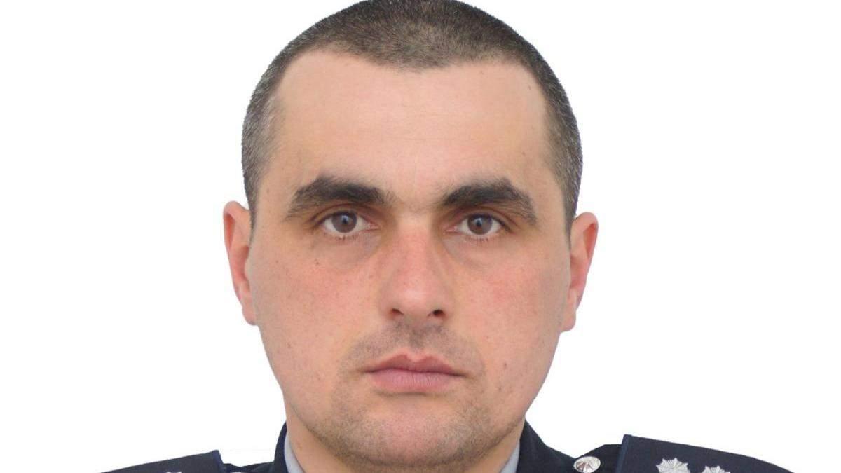 На Буковині в ДТП загинув молодий поліцейський