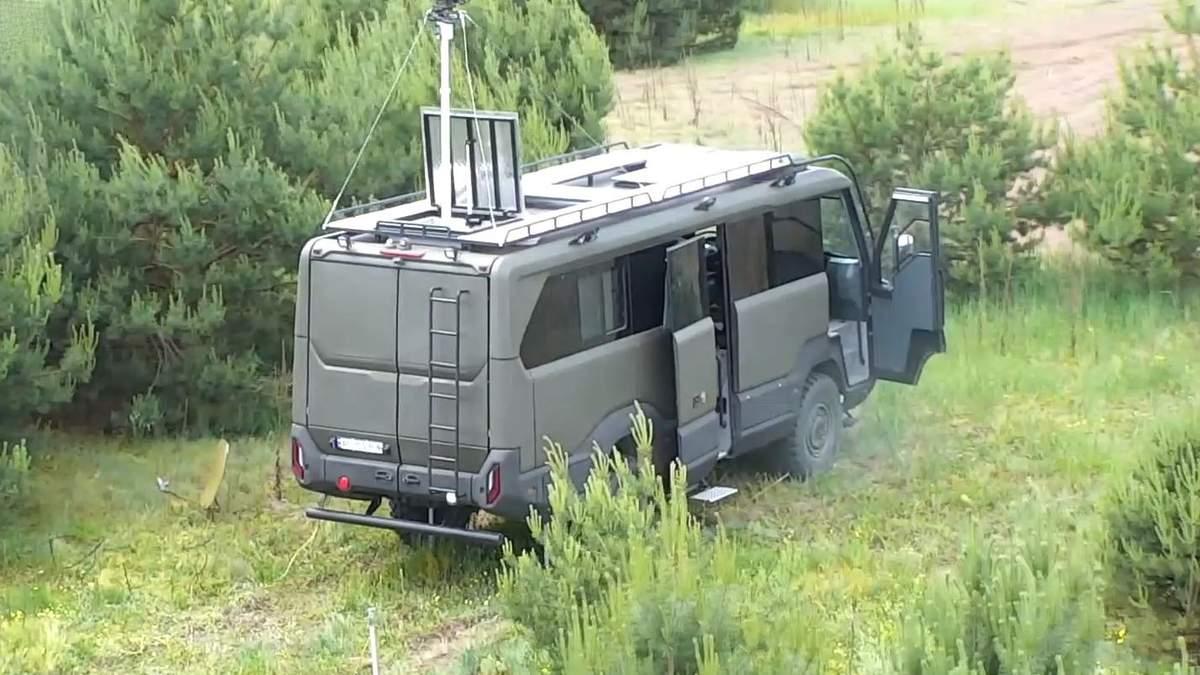 Мощные автотепловизоры ездять вдоль границы на Волыни: фото, видео