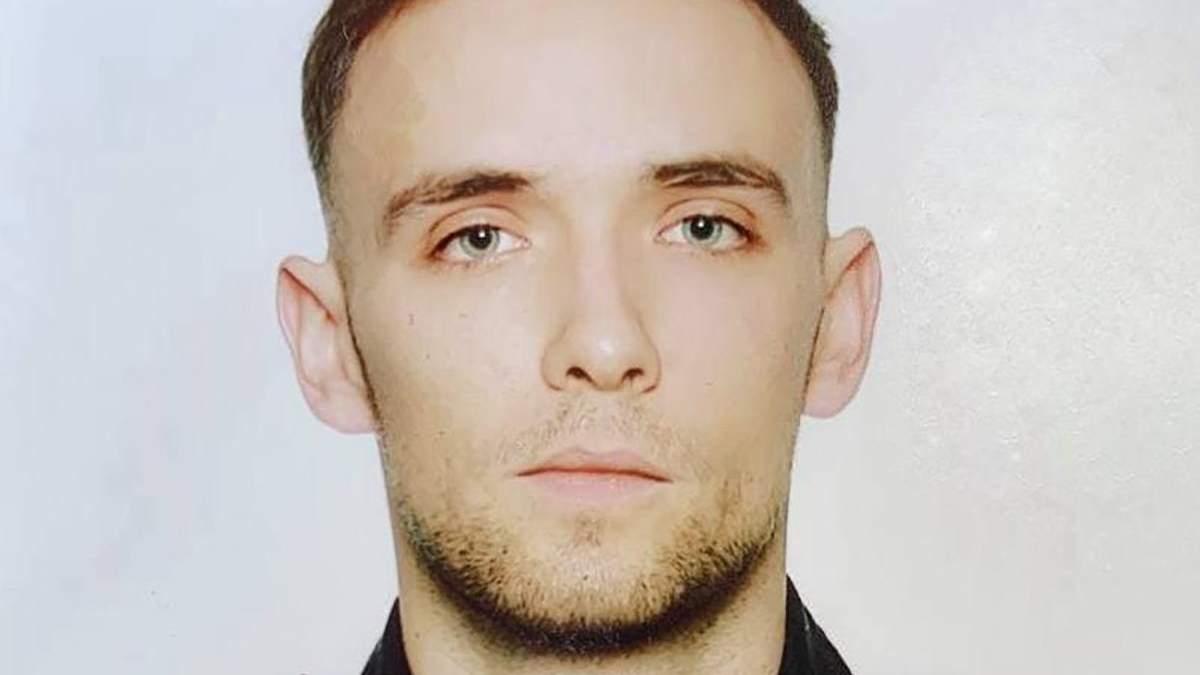 Молодой полицейский Владислав Кирий погиб в ДТП на Киевщине