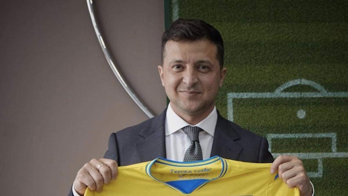 Емоційний початок, – Зеленський про перший матч збірної на Євро-2020