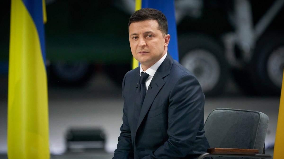 Зеленский поблагодарил за поддержку Украины лидеров стран G7