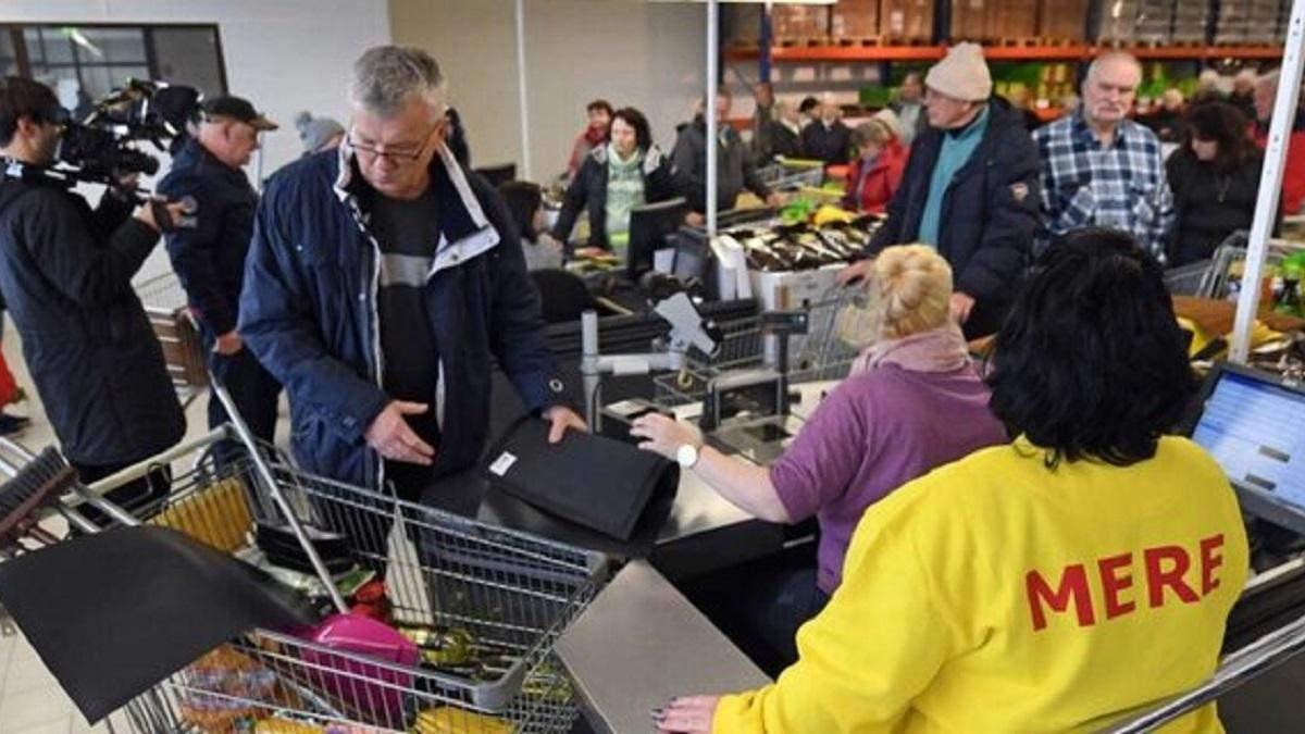 40 російських магазинів в Україні: мережа Mere в Україні
