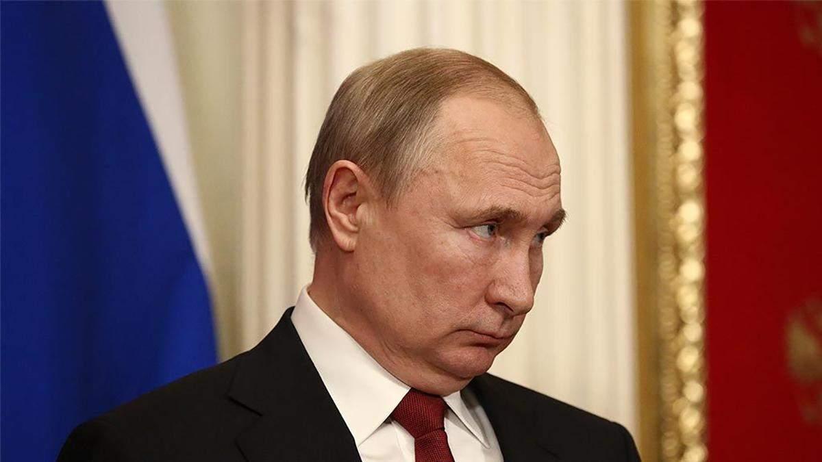 У нас не принято кого-то убивать, - циничное интервью Путина