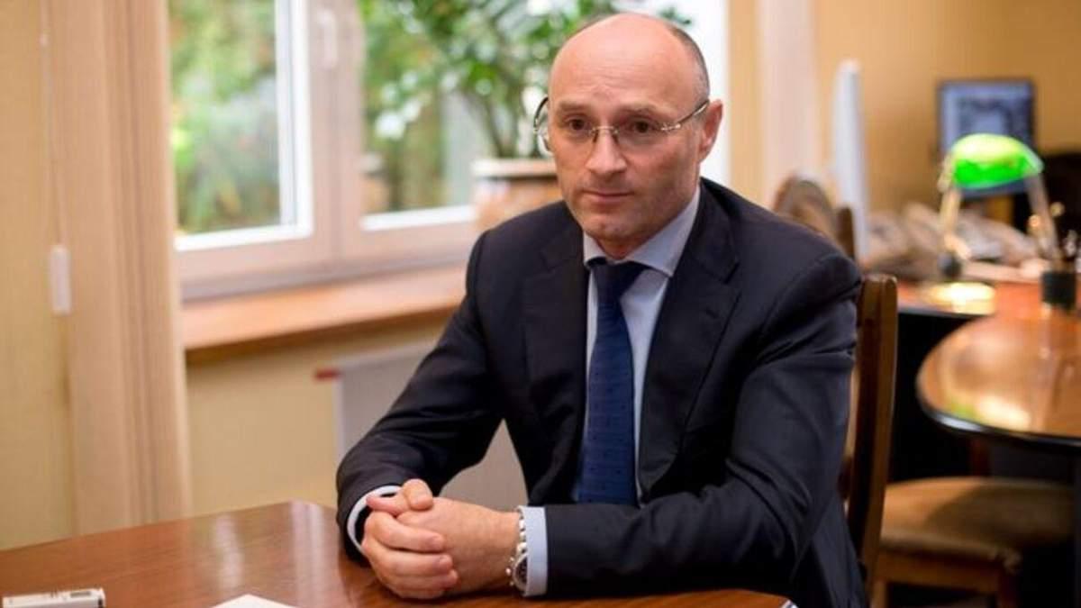 Экс-директору Борисполя Дыхне вручили подозрение в миллионном вреде