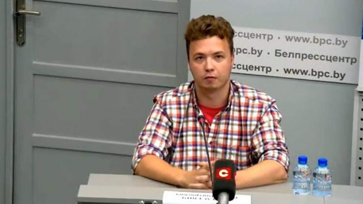 Уважаю, но не поддерживаю, - Протасевич о Лукашенко