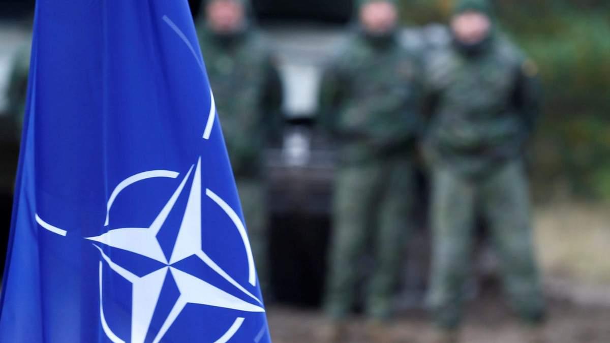 НАТО подтвердил обещание принять в свой состав Украину через ПДЧ