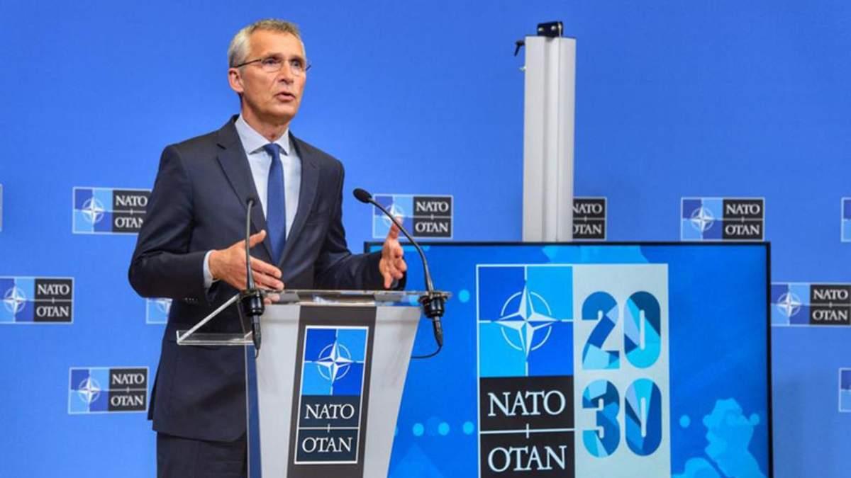 Саміт НАТО у Брюсселі 14 червня 2021: головні тези