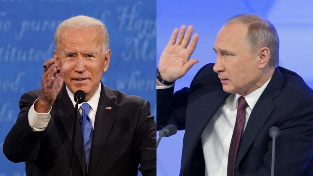 Діалог між Путіним і Байденом буде жорстким, – Ауштрявічюс