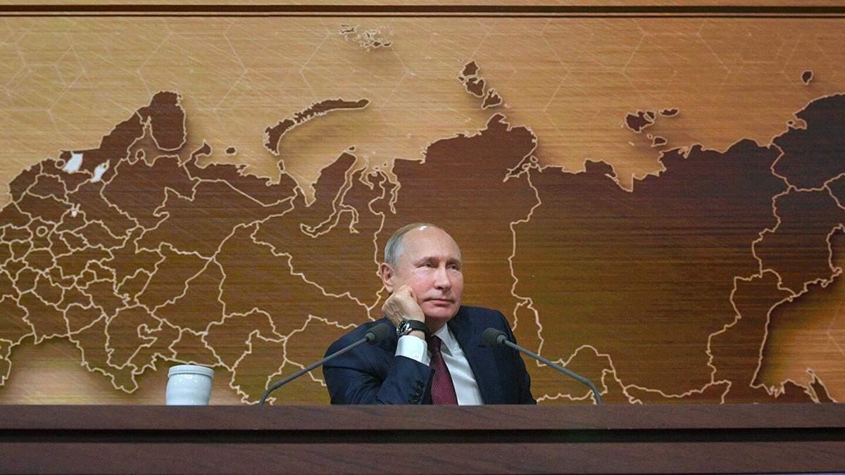 Страны G7 понимают, что Путин является проблемой