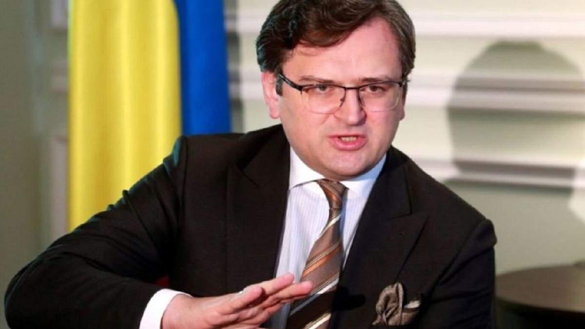 Украина хочет убедить новое правительство Германии дать ей оружие