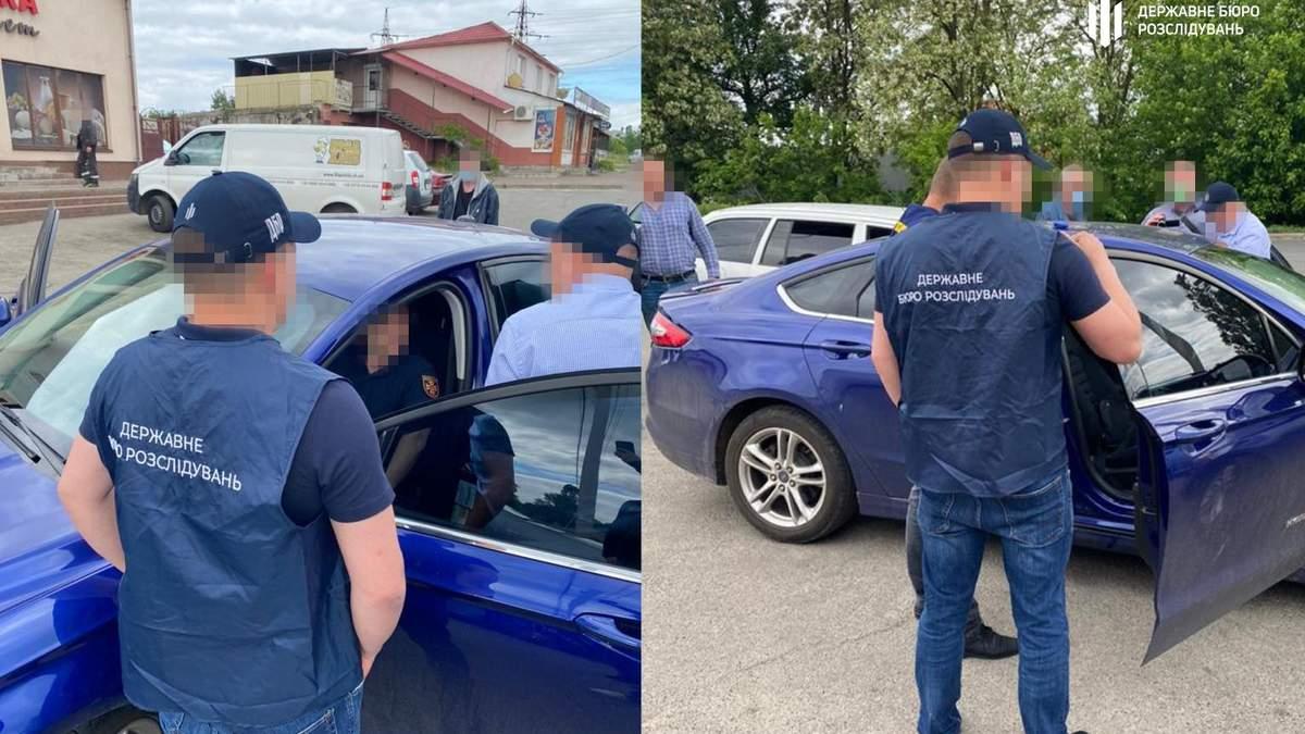 Високопосадовця ДСНС Чернігівщини спіймали на хабарі