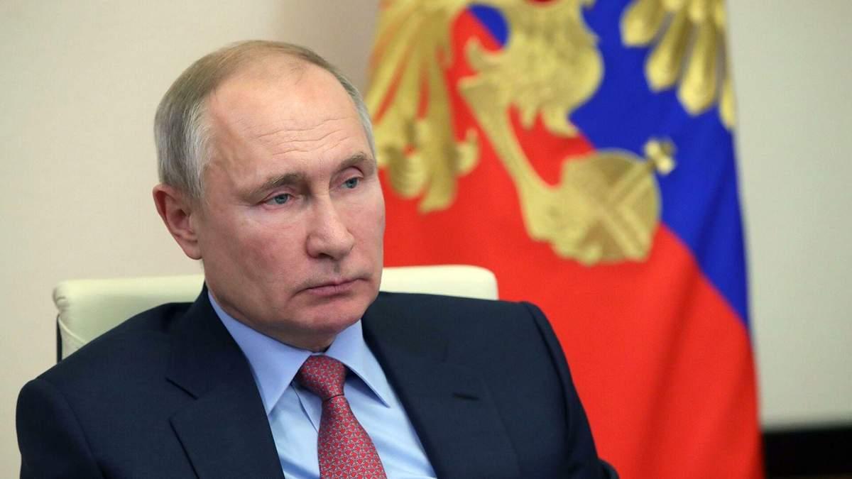 У Росії назвали теми зустрічі Путіна з Байденом