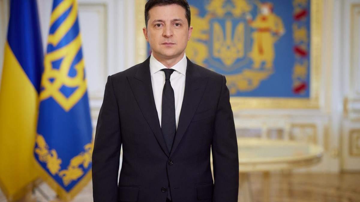 Зеленский ветировал закон об ответственности за декларирование