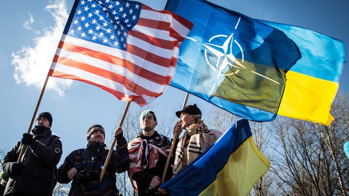 Украина – союзник США вне НАТО: Рада обратиться к Конгрессу