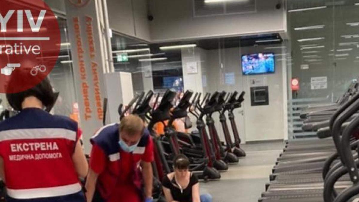 У Києві чоловік помер під час тренування в SportLife - novini-kiyeva