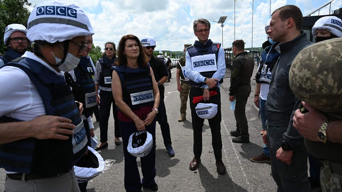 Війна на Донбасі – одна з найбільших загроз безпеці ЄС, – голова ОБСЄ