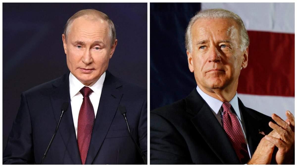 Перша зустріч Путіна та Байдена: як готувались до саміту