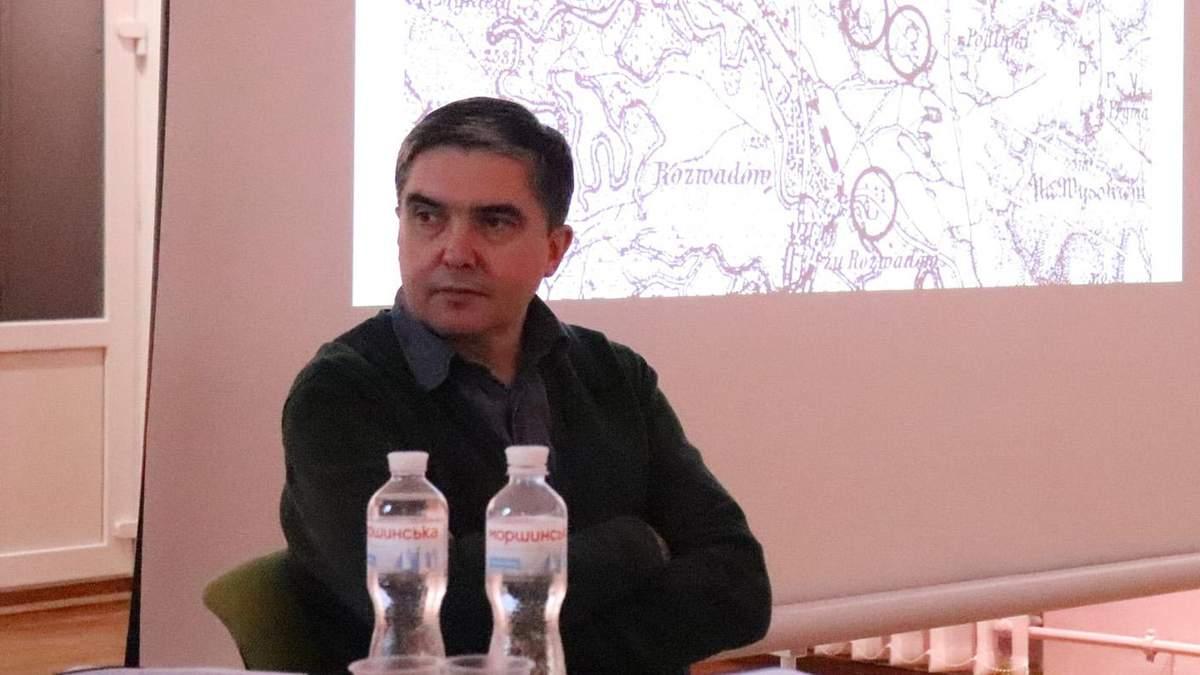 Известного львовского памяткозащитника подозревают в присвоении миллиона гривен из госбюджета