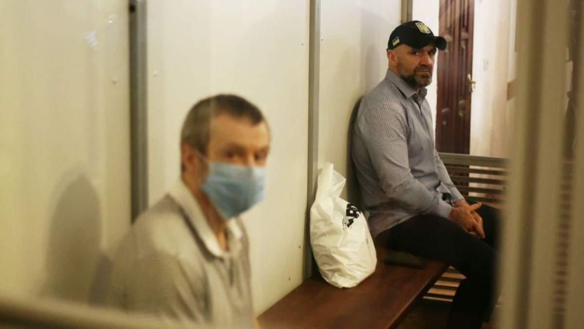 Дело Гандзюк: Мангер и Левин остаются в СИЗО
