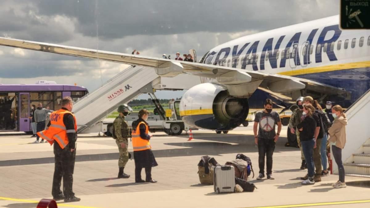 Было давление на пилота, – глава Ryanair о посадке самолета в Минске