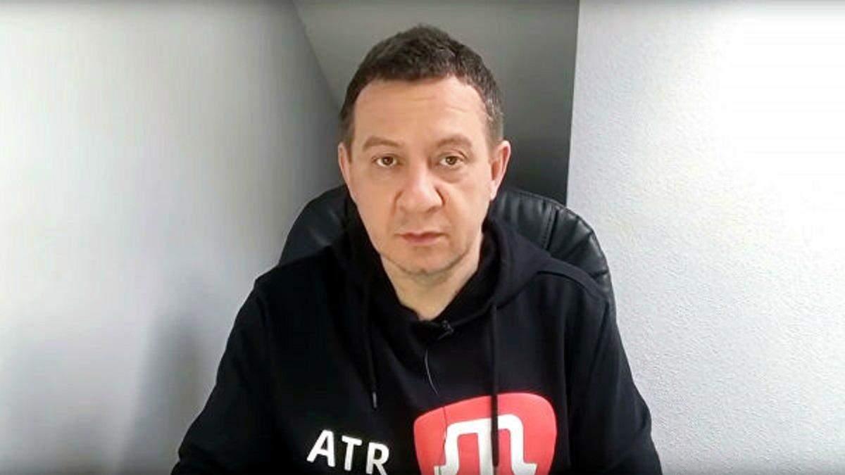 Я жалею, что не родился в Киеве, - крымскотатарский журналист