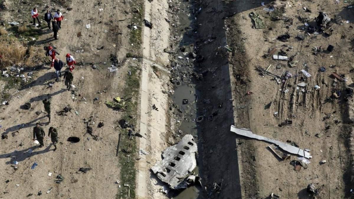 Авіакатастрофа МАУ: Іран виплатить компенсації до рішення суду