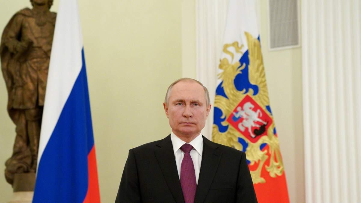 Заява Путіна про Україну після зустрічі з Байденом