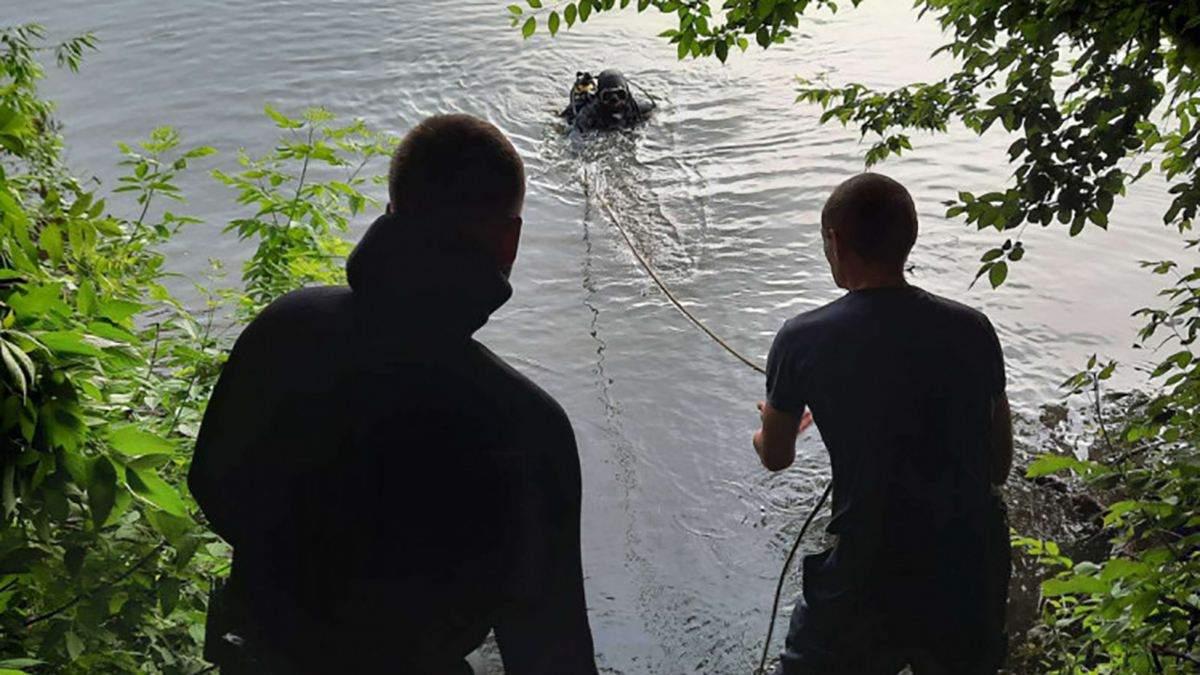 На Харківщині потонула 6-річна дитина: шукали водолази – фото