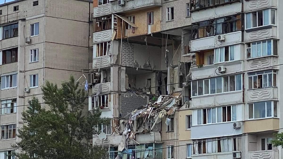 Взрыв на Позняках: судьба жильцов дома в 2021 году