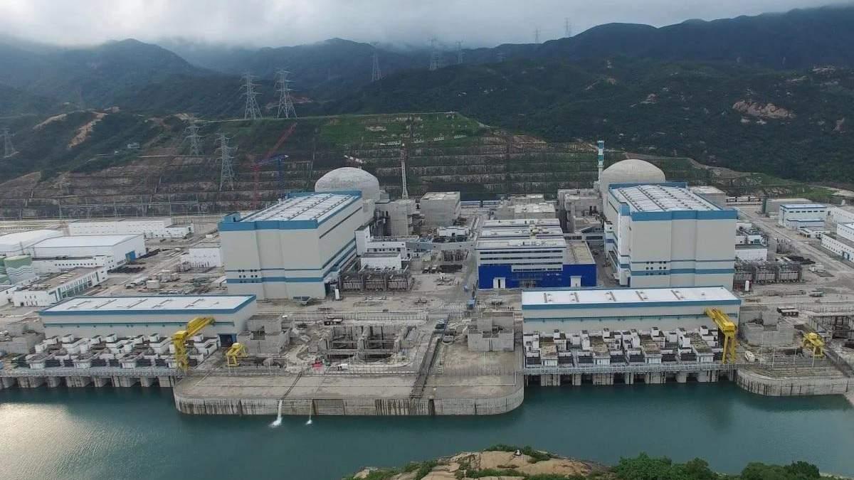 Китай вперше визнав підвищення рівня радіації на АЕС